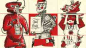 Odds Bods: An Elizabethan depiction from the 1960s.