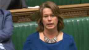 Michelle Thomson MP tells parliament about her rape ordeal