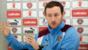 Ian Cathro won't make 'drastic changes' at Hearts