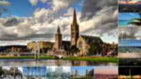 How does Inverness compare with other top tourist destinations?
