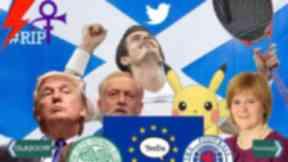 Yer da loves to tweet: Scots' top Twitter trends of 2016