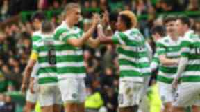 Scottish Premiership highlights: Celtic 4-0 Hearts