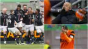 Falkirk 3-0 Dundee United