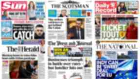 Front pages February 22 2017