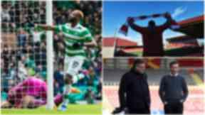 Moussa Dembele, Ian Cathro, Aberdeen