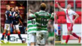 Scottish Premiership Goal Rush