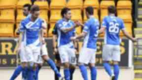 Scottish Premiership highlights: St Johnstone 2-0 Dundee