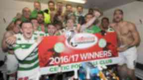 Watch Celtic seal the league title with stylish 5-0 win