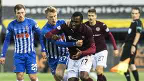 Scottish Premiership highlights: Kilmarnock 0-0 Hearts