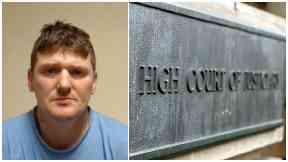 Rapist Kenneth Watt. Police pic