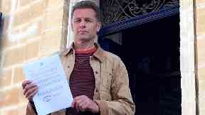 Chris Packham charged with assault in Malta