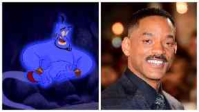 Will Smith tipped to star in live action remake of Aladdin