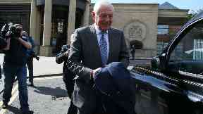 Walter Smith: Former Rangers manager gave evidence at trial.