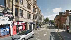 New street, Paisley