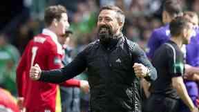 McInnes: Aberdeen got lucky break but we earned it