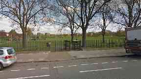 Boy, 15, charged with knifepoint rape of woman in park