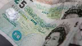 Old paper £5 notes cease to be legal tender on Friday