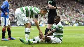 Brendan Rodgers on Moussa Dembele