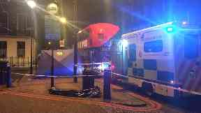 Man found stabbed to death on bus in central London