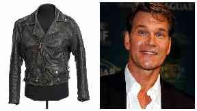 Swayze's Dirty Dancing jacket sells for £48,000 despite niece's call to stop sale