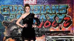 Karen Gillan Guardians of the Galaxy