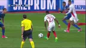 Monaco 0-2 Juventus