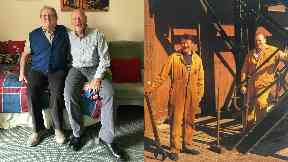 Gordon Bell and Robert Barrett