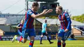 Scottish Premiership highlights: Inverness 2-1 Hamilton Accies