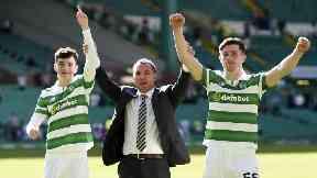 Scottish Premiership highlights: Celtic 4-1 St Johnstone