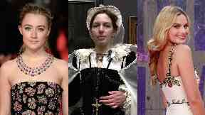 Saoirse Ronan, Mary Queen of Scots (actress), Margot Robbie