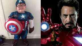 Iron Man Scotland Aaron Hunter