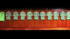 Celtic legendary line-up