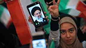 Iranians prepare to go to polls in election which could change country's diplomatic direction