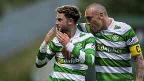Partick Thistle 0-5 Celtic
