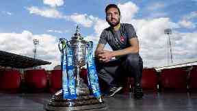 Graeme Shinnie on Scottish Cup magic