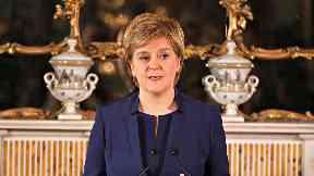 Nicola Sturgeon June 9, general election 2017