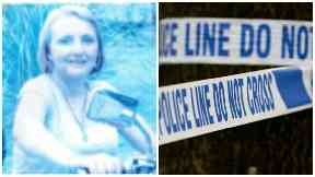Karen Young, 47, dead in Kelburn Terrace, Port Glasgow, June 9 2017