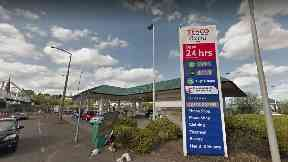 Theft: A car was allegedly stolen for a second time from a Tesco in Dundee.