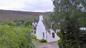 Cromasaig Bed and Breakfast in Wester Ross