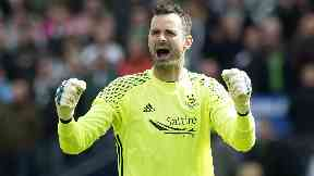 Joe Lewis says Aberdeen are in confident mood.