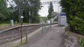 Kilpatrick Station. Man aged 19 found dead near here.