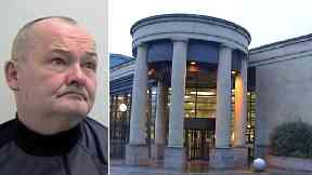 William 'Basil' Burns hurled acid in face of journalist Russell Findlay in Glasgow's west end