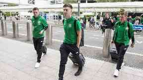 Celtic fly out to Austria