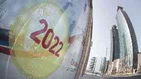 Qatar were awarded the 2022 World Cup in 2010.