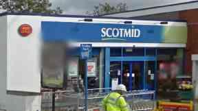 Scotmid Hunterfield Road.