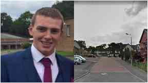 Scarrel Gardens: Women was taken to hospital while three others injured in Castlemilk fight.
