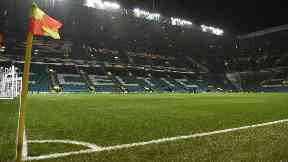 Celtic Park will host the Champions League qualifier on Wednesday.