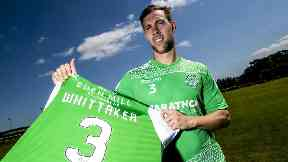 Whittaker on Hibs' ambition