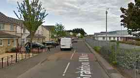 A boy aged 13 was attacked on Granton Mill March.