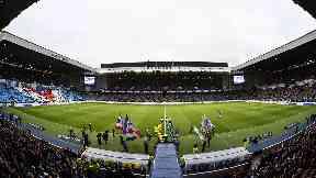 Ibrox Stadium Progres Niederkorn